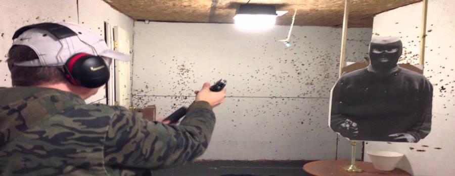 Handgun 301